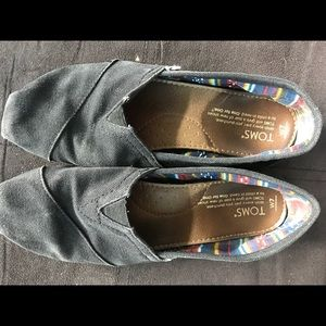 Toms shoes!
